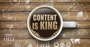 content is king when it comes to attracting twitter business leads